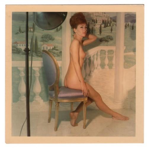 John K, untitled, 1959-1976 (Archiv – Nr. JoK/F 065a), Original Vintage Print, 9 x 9 cm