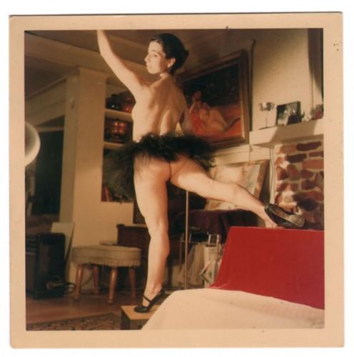 John K, untitled, 1959-1976 (Archiv – Nr. JoK/F 257a), Original Vintage Print, 9 x 9 cm