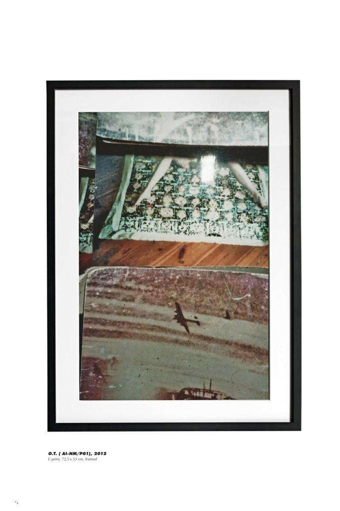 O.T. (AI-NM/PG1), 2012 C-print, 72,5 x 53 cm, framed